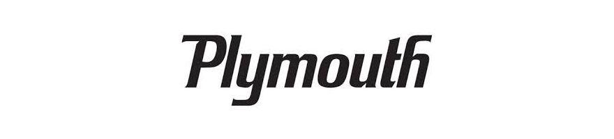 PLYMOUTH - Volant moteur allégé