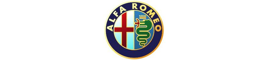 ALFA ROMEO - Kit durites air silicone