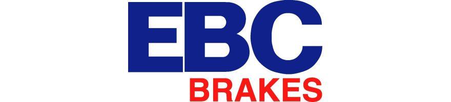 Plaquettes de frein par référence EBC
