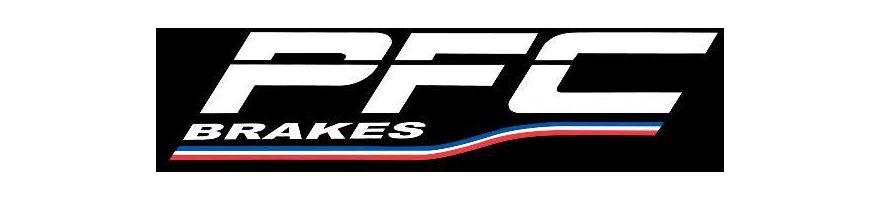 Plaquettes de frein par référence PFC
