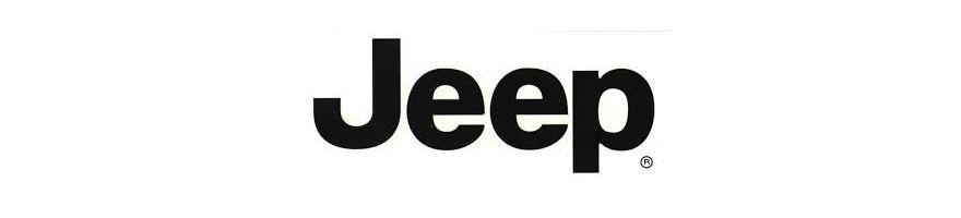 JEEP - Ressorts courts