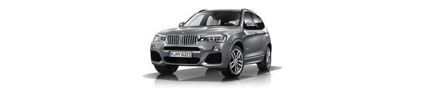 BMW X3 - Ressorts courts