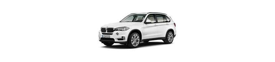 BMW X5 - Ressorts courts