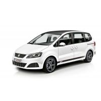 SEAT Alhambra - Ressorts courts