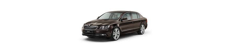 SKODA Superb - Ressorts courts