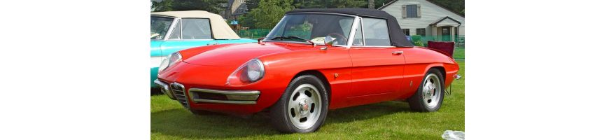ALFA ROMEO Spider, 2000, Graduate - Kits embrayages SPEC