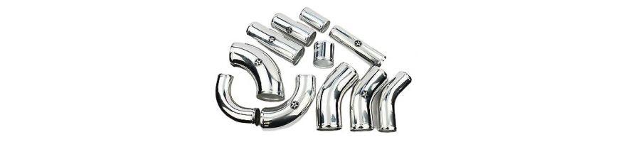 Aluminium AIR : coudes, tubes, manchons et tés