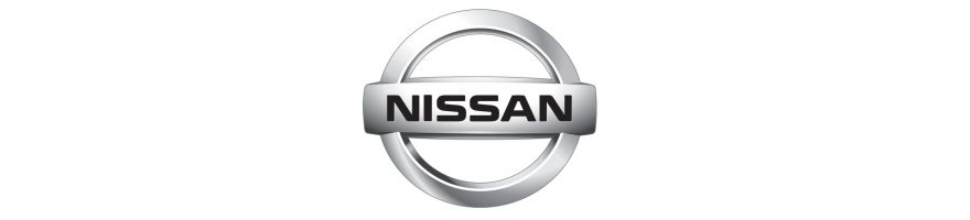 NISSAN - Elargisseurs de voies double centrage