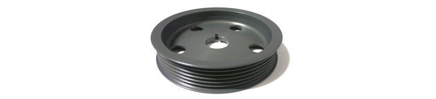 Poulie accessoires aluminium