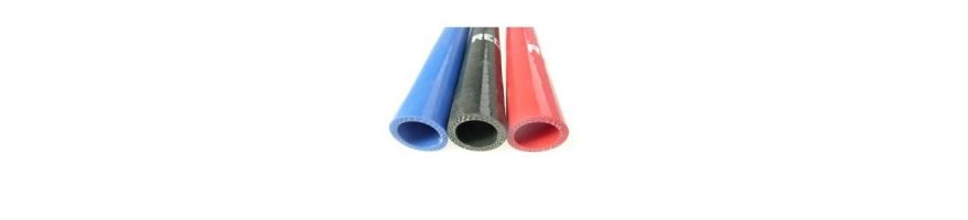 Durites silicone longueur 2 - 3 mètres