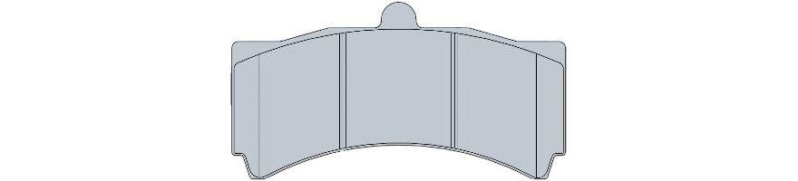 Plaquettes pour étrier HISPEC RS152-6