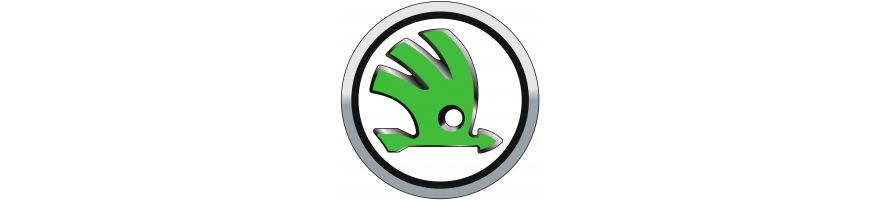 SKODA - Supports moteur