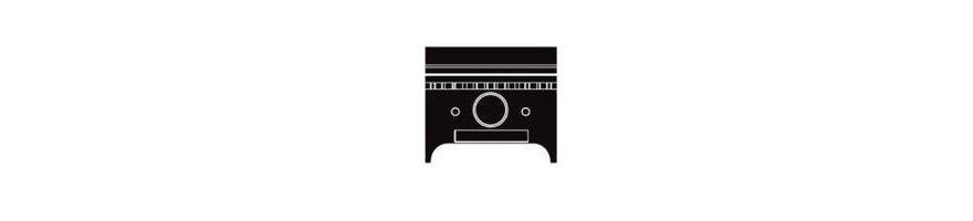 ALPINE - Pistons forgés