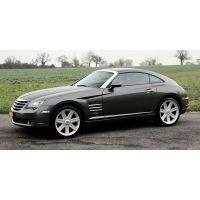 Chrysler Crossfire - Amortisseurs SPORT Ressorts courts