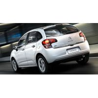 CITROËN C3 Phase II - Amortisseurs SPORT Ressorts courts