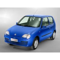 FIAT Seicento - Amortisseurs SPORT Ressorts courts