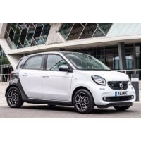 SMART Forfour W453 - Amortisseurs SPORT Ressorts courts