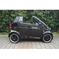 SMART Fortwo Cabrio A450 - Amortisseurs SPORT Ressorts courts
