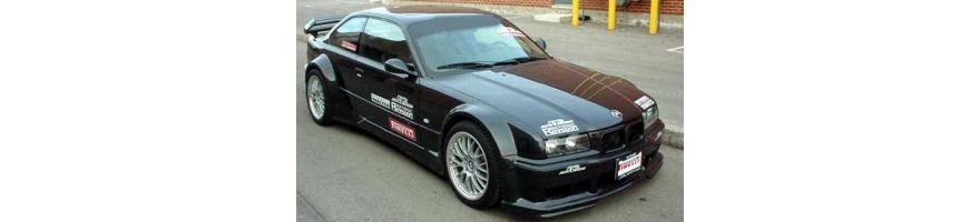 BMW E36 - Carrosserie