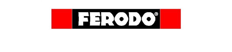 Plaquettes de frein par référence FERODO