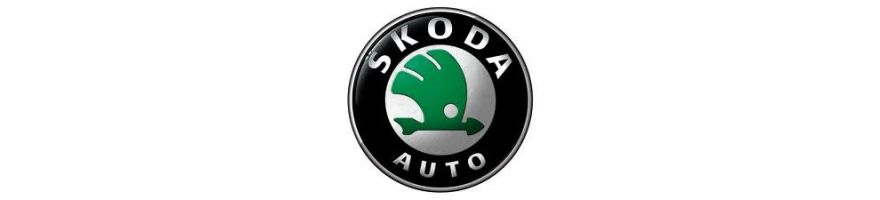 SKODA - Kit durites de frein aviation