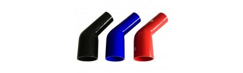 Réducteurs silicone 45°